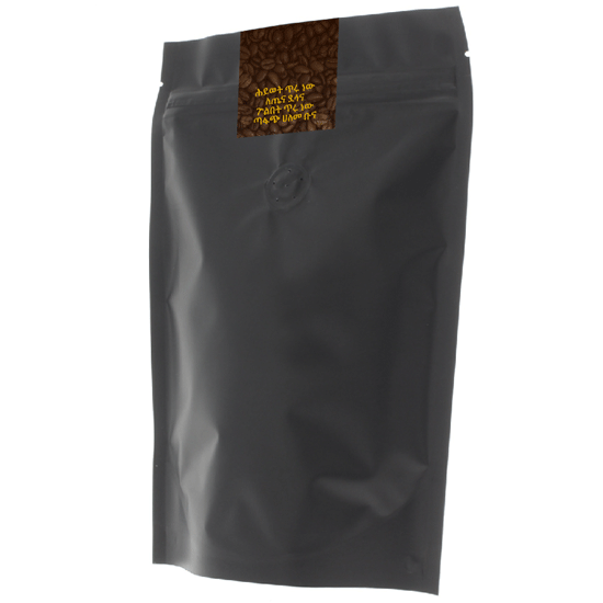 CBMocha CBD Coffee back of bag